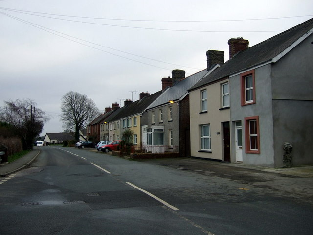 Clarbeston Road