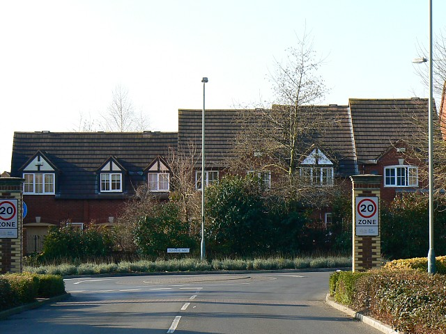 Pennine Way, St Andrew's Ridge, Swindon