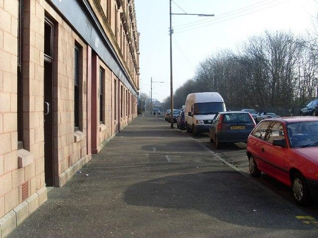 Scotland Street West, Glasgow