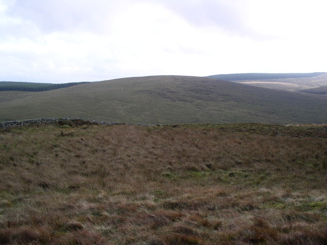 View of Millmore Hill