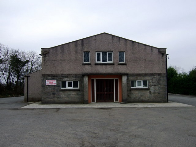 Clarbeston Road village hall