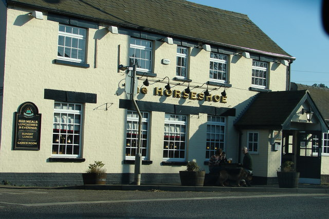 The Horseshoe, Thurlby