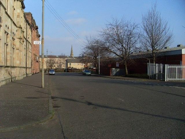 Lambhill Street, Kinning Park