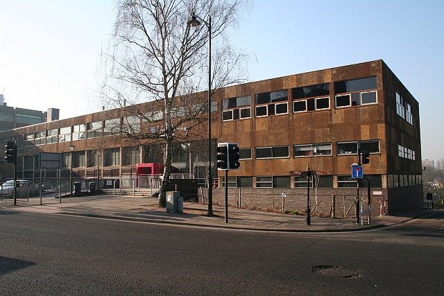 Worcester Technical College, Deansway