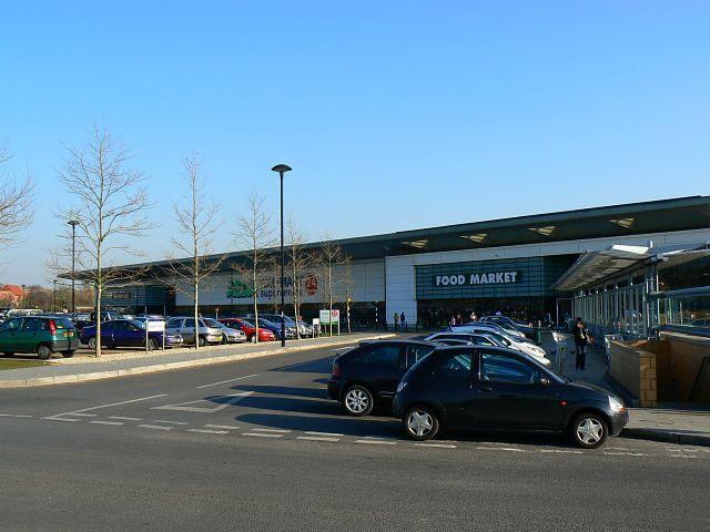 Asda Wal-mart, Thamesdown Drive, Swindon