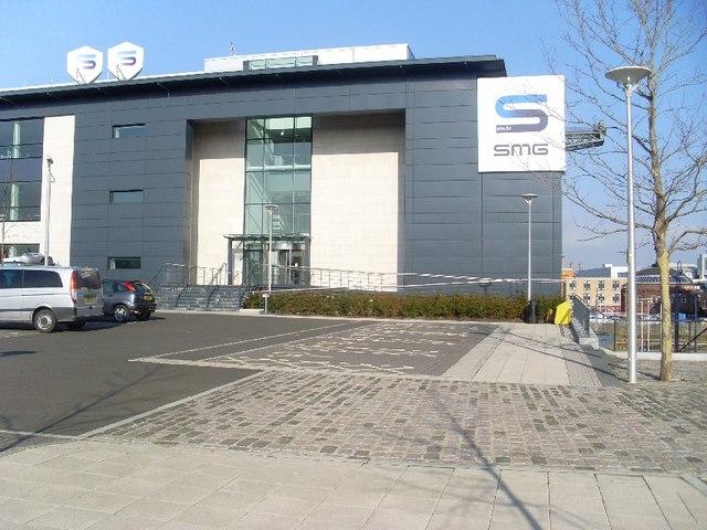 New STV headquarters, Glasgow