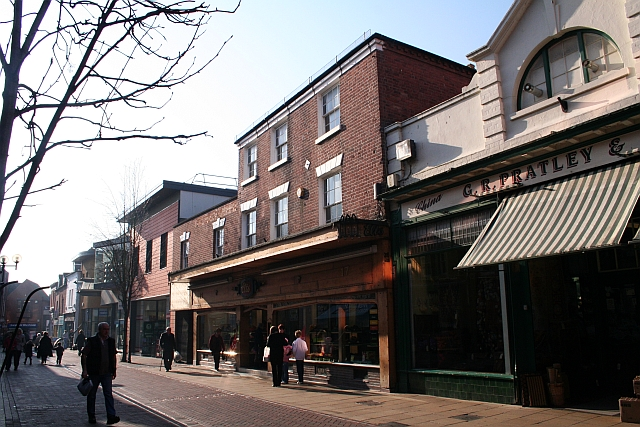 The Shambles, Worcester