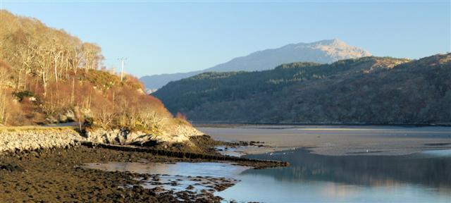 Jetty, Loch Moidart