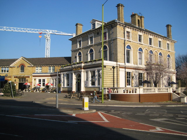 Watford: The Flag public house