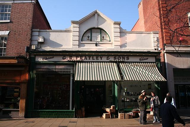 Pratley's China Shop