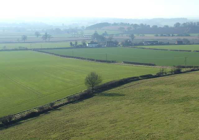 Across the Fields to the Pub, Shropshire