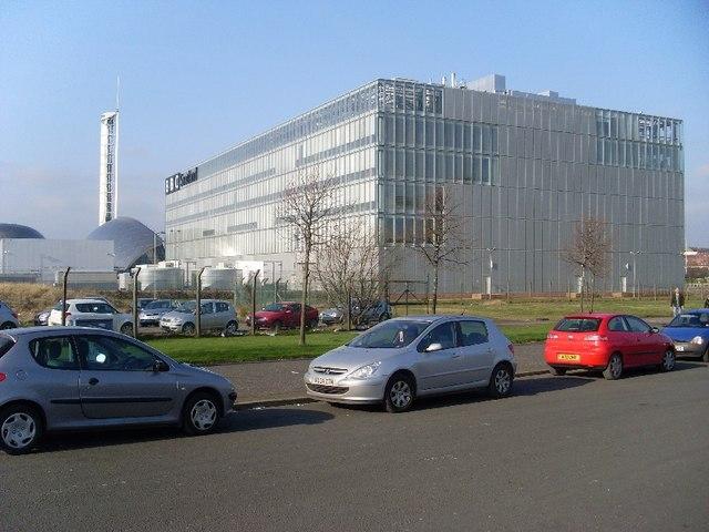 New BBC Scotland building, Glasgow