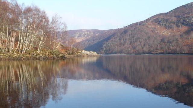 Loch Luichart