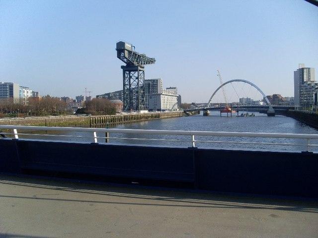 River Clyde from Bells Bridge