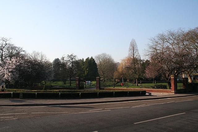 Cripplegate Park
