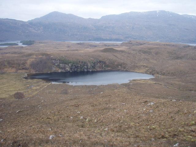 Loch na Fideil