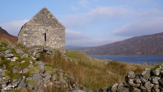Arrieleitrach, Loch Luichart