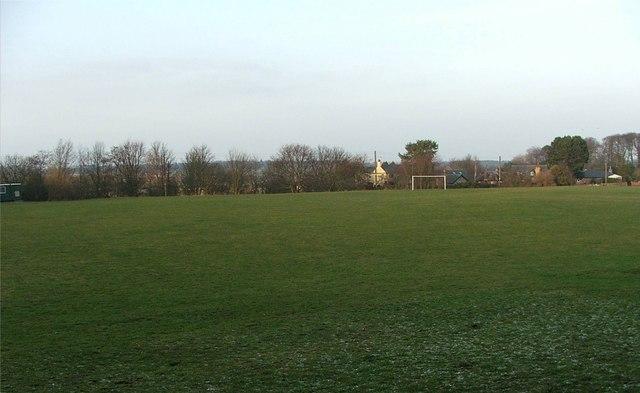 Longhorsley Football Field