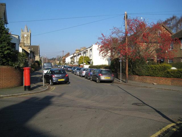 Watford: Church Road