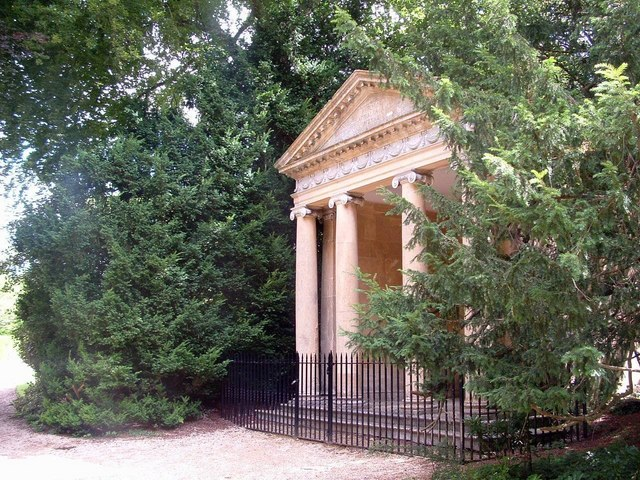 Temple, Blenheim Park