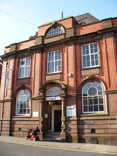 Tyldesley Library