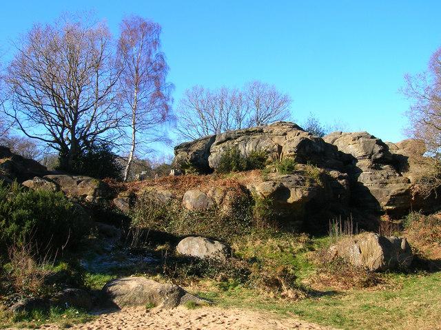 Denny Bottom Rocks