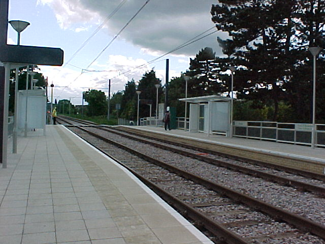 Arena Tram Stop