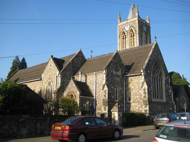 Watford: St Andrew's Church