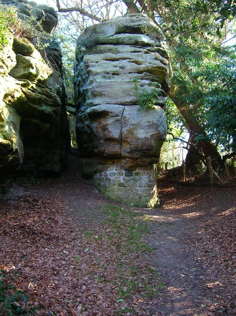 Cheesewring Rock