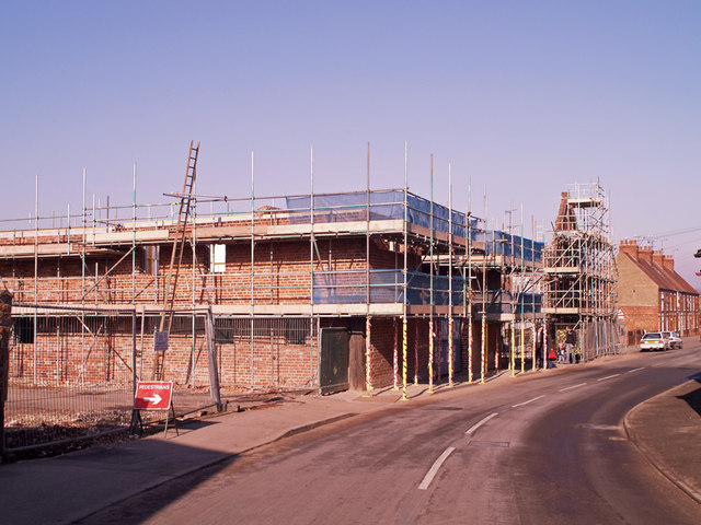 Development on the Anchor Brewery Site