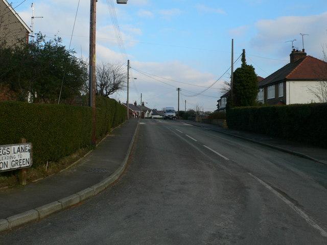 Meg's Lane, Buckley