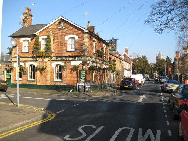 Watford: Nascot Arms public house