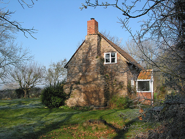 Cottage by the River Wye