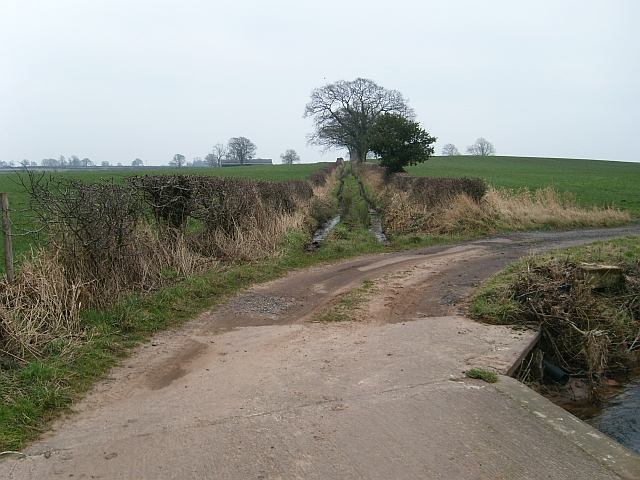 Bridleway from Scaleby Mill to Laversdale
