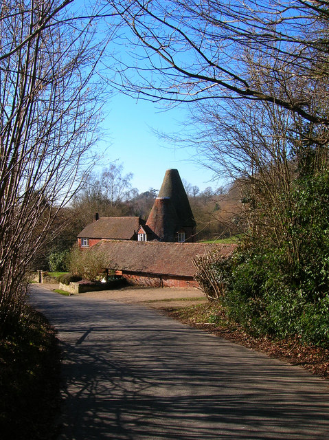 Oast House, Tea Garden Lane