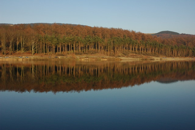 Macclesfield Forest and Ridgegate Reservoir