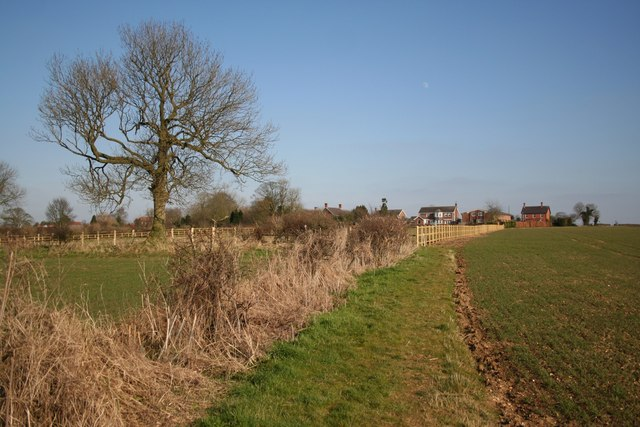 View to Mareham on the Hill