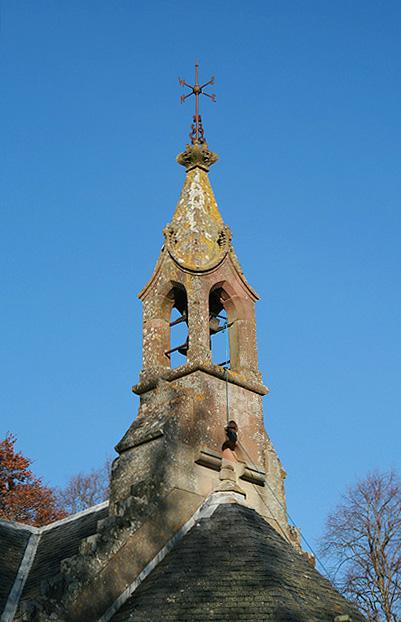 Yarrow Kirk bellcote