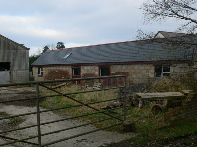 Barn conversion at Glenbrook Farm