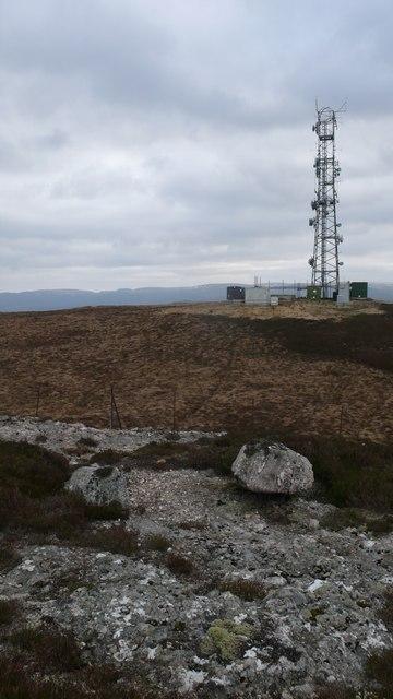 Tom Bailgeann transmitter