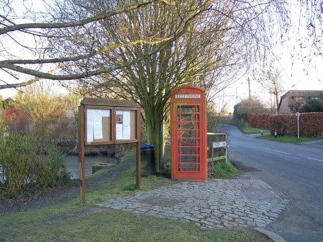 Church Lane, Cliddesden