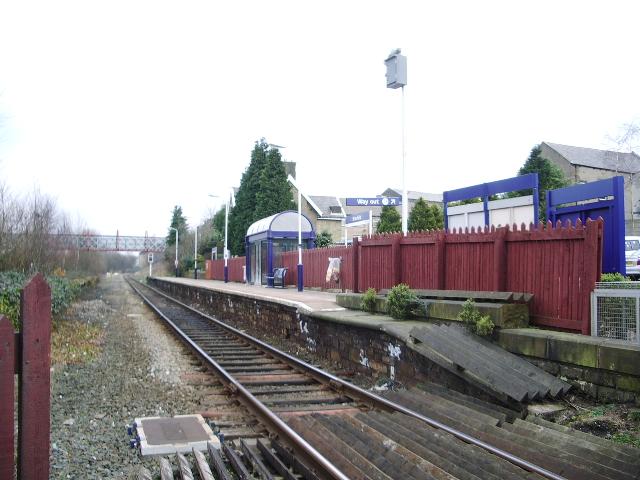 Brierfield Railway Station