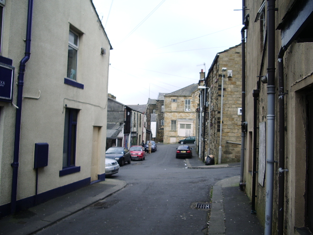 Pickering Street, Brierfield