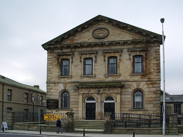 The Methodist Church, Brierfield