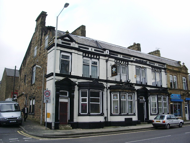 The Feathers, Colne Road, Brierfield
