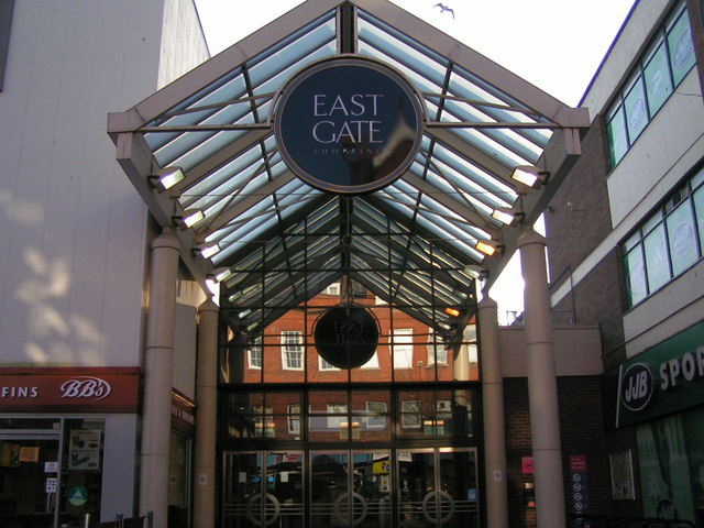 East Gate shopping Centre