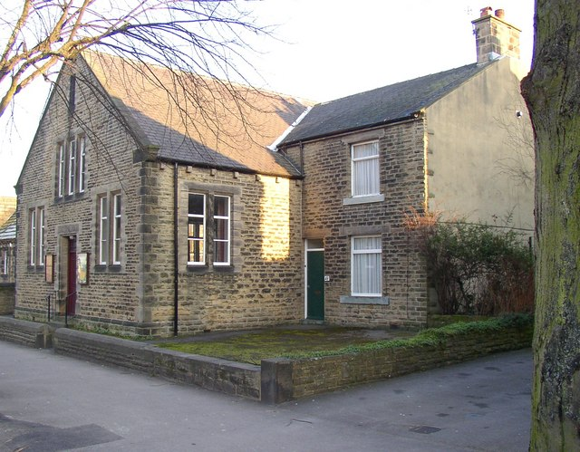 Gospel Hall, Cross Green, Otley