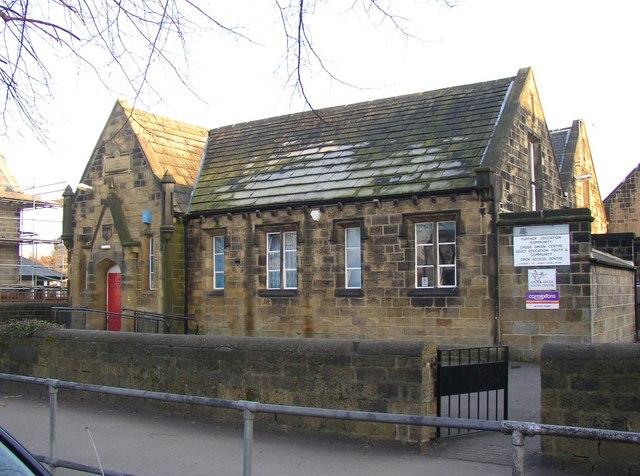 Former National School, Cross Green, Otley