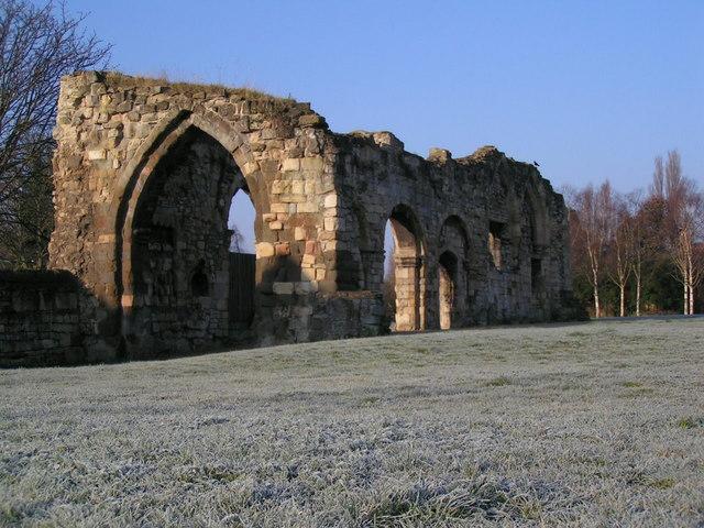 St Oswalds Priory