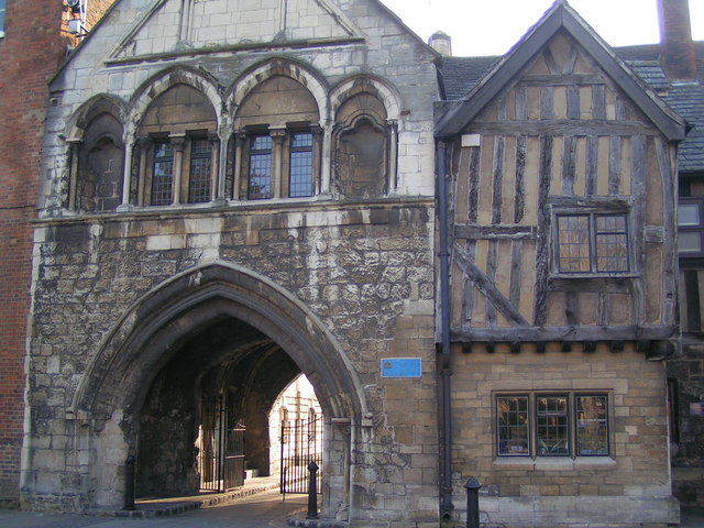 St Marys Gate